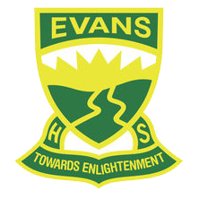 Evans High School logo